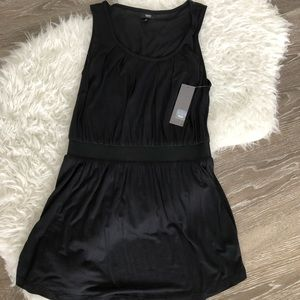 Mossimo for Target black tunic like dress medium